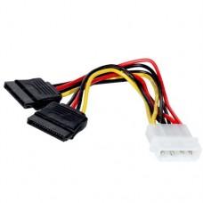 Dark 2'li Sata Power Kablo Dönüştürücü