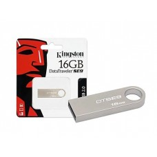 Kingston 16Gb DTSE9 Metal Kasa Flash Bellek