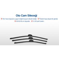 Oto Cam Sileceği 45cm - 50cm - 55cm Boyutlar
