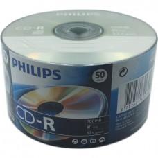 Philips 700Mb 80Dk. Boş CD