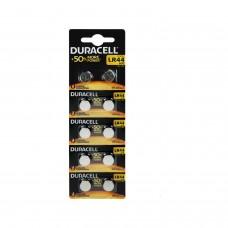 Duracell LR44/AG13/A76 Pil 10'Lu Düğme Pil