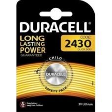 DURACELL CR2430 DÜĞME PİL