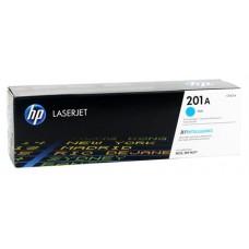 HP Color Laserjet MFP m277n / CF401A / 201A / Orjinal Mavi Toner